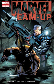 Marvel Team Up #19
