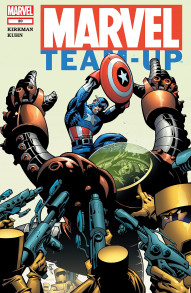 Marvel Team Up #20