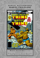 Marvel Two-In-One Vol. 5 Masterworks Reviews