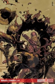 Marvel Zombies Vol. 5 #1
