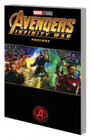 Marvel's Avengers: Infinity War Prelude  Collected TP Reviews