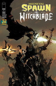 Medieval Spawn / Witchblade #3