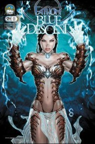 Michael Turner's Fathom: Blue Descent #0