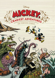 Mickey's Craziest Adventures #1