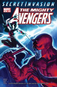 Mighty Avengers #16