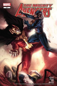 Mighty Avengers #27