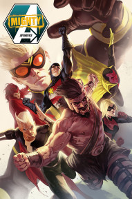 Mighty Avengers: Collection Complete Collection