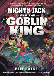 Mighty Jack and the Goblin King #2
