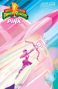 Mighty Morphin' Power Rangers: Pink