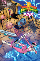 Mighty Morphin' Power Rangers: Pink #4