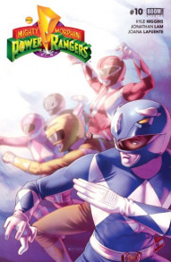 Mighty Morphin' Power Rangers #10