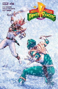 Mighty Morphin' Power Rangers #16