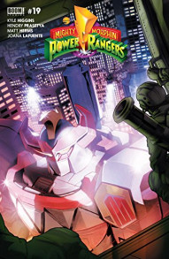 Mighty Morphin' Power Rangers #19