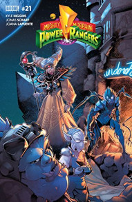 Mighty Morphin' Power Rangers #21