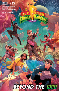 Mighty Morphin' Power Rangers #33