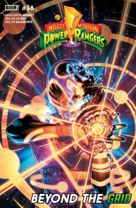 Mighty Morphin' Power Rangers #36
