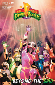Mighty Morphin' Power Rangers #39