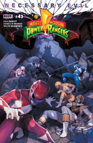 Mighty Morphin' Power Rangers #43
