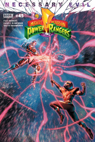 Mighty Morphin' Power Rangers #45