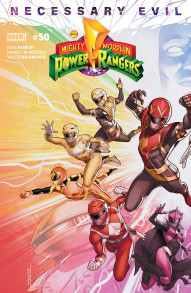 Mighty Morphin' Power Rangers #50