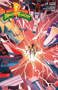 Mighty Morphin' Power Rangers #7