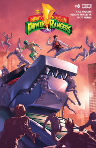 Mighty Morphin' Power Rangers #8