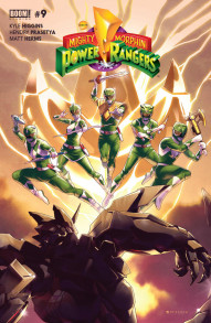 Mighty Morphin' Power Rangers #9