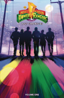 Mighty Morphin' Power Rangers Lost Chronicles TP Reviews