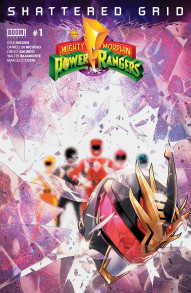 Mighty Morphin' Power Rangers: Shattered Grid  #1