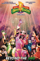 Mighty Morphin' Power Rangers Vol. 10: Beyond the Grid TP Reviews