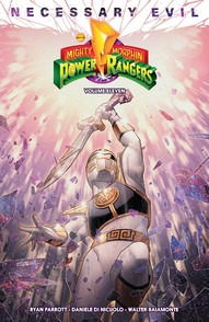 Mighty Morphin' Power Rangers Vol. 11: Necessary Evil
