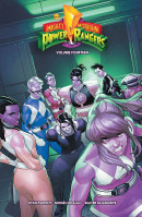 Mighty Morphin' Power Rangers Vol. 14 TP Reviews