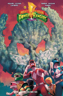 Mighty Morphin' Power Rangers Vol. 6 TP Reviews