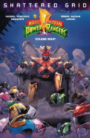 Mighty Morphin' Power Rangers Vol. 8: Shattered Grid TP Reviews