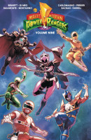 Mighty Morphin' Power Rangers Vol. 9 TP Reviews