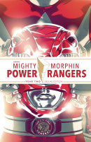 Mighty Morphin' Power Rangers Year Two Deluxe HC Reviews