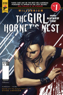 Millennium: The Girl Who Kicked The Hornet's Nest #1