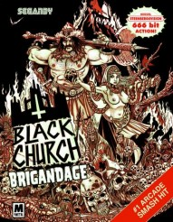 Minicomic: Black Church #1