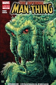 Miniseries  The Infernal Man-Thing