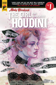 Minky Woodcock, The Girl Who Handcuffed Houdini #1