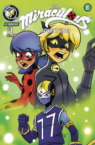 Miraculous: Adventures of Ladybug and Cat Noir