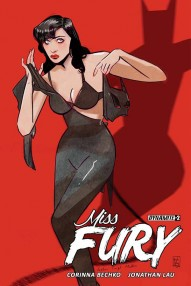 Miss Fury Vol. 2 #2