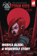Monica Bleue: A Werewolf Story  Collected TP Reviews