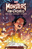 Monsters Unleashed (2017) Vol. 2: Learning Curve TP Reviews