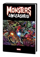 Monsters Unleashed  Monster Size TP Reviews