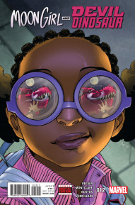 Moon Girl and Devil Dinosaur #12
