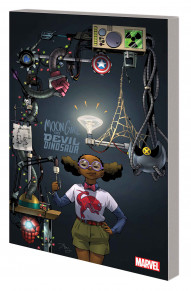 Moon Girl and Devil Dinosaur Vol. 3: Smartest There Is