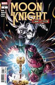 Acts of Evil: Moon Knight Annual #1