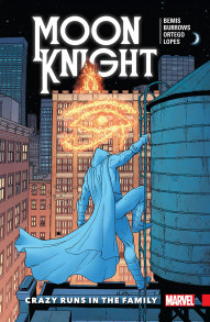 Moon Knight Vol. 1: Crazy Runs In Family