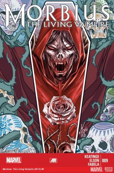 Doctor Who Morbius >> Morbius: The Living Vampire Comic Series Reviews at